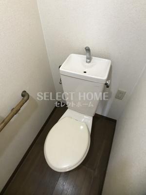 【トイレ】ジュネスサードニックスビー