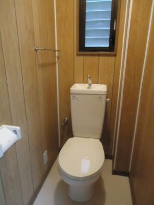 【トイレ】ヴェラハイツ町屋