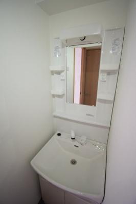 【独立洗面台】高島グリーンハイツ