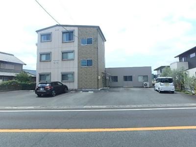 【駐車場】伊左地町貸倉庫・作業所