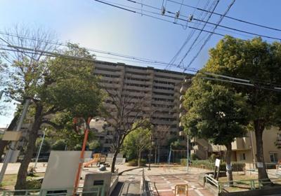 【外観】シティハイツ住之江弐号棟