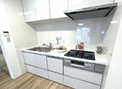 こちらのキッチンでお料理をお楽しみください!