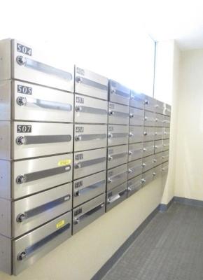 国分寺パークホームズのメールボックスです。