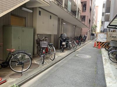 【その他共用部分】藤和シティホームズ武蔵小杉