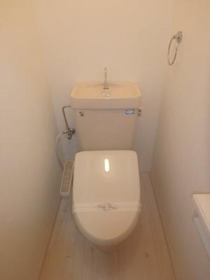 羽島 ミガール 1K トイレ