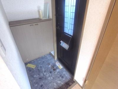 【玄関】ヴィラコンフォートⅡ