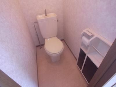 【トイレ】ヴィラコンフォートⅡ