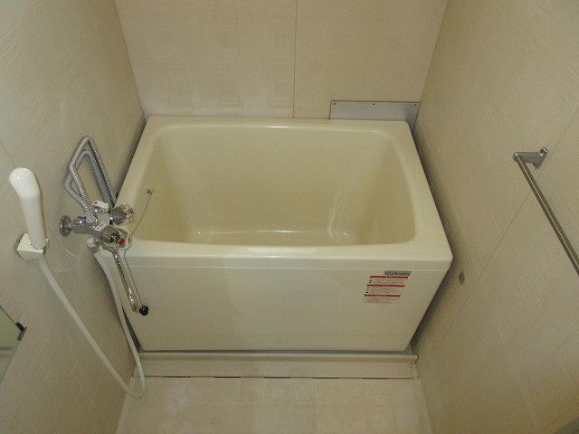 【浴室】道伯マンション