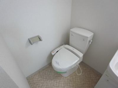 【トイレ】アクロス神戸住吉ステーションフロント
