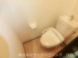 【トイレ】ラクラス高殿