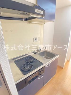 【キッチン】バルコ