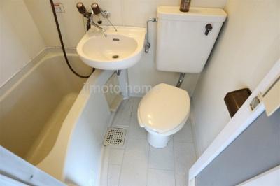 【浴室】ボンジュール夕凪