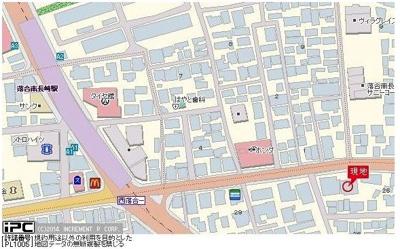 【地図】プレール・ドゥーク目白アベニュー