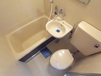 【浴室】グリーンハイツ千葉
