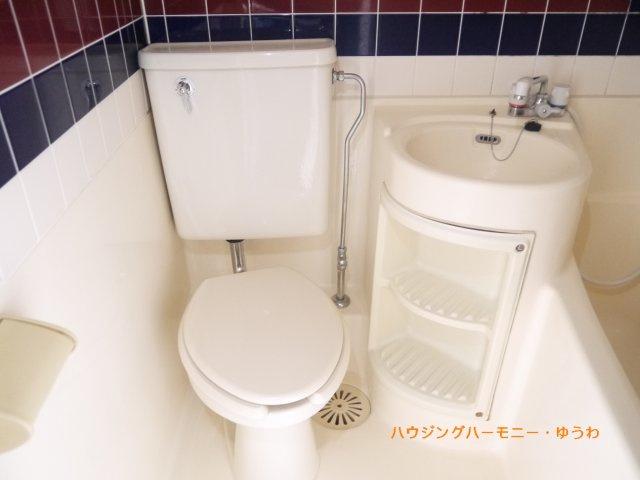 【トイレ】トップ目白第2