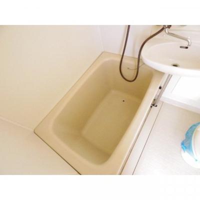 【浴室】アイリス若里