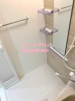 【浴室】ゾンターク富士見台(フジミダイ)