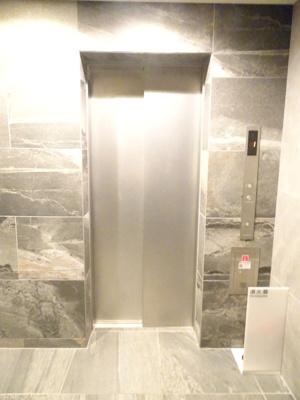 エレベーターもキレイです♪