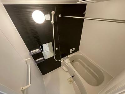 【浴室】クローバー富士1号館