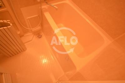 クレアートアドバンス大阪城南 浴室