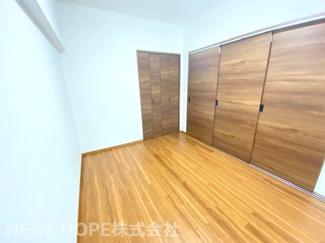 洋室6帖です♪素敵な室内をぜひ現地でご覧ください!お気軽にネクストホープ不動産販売までお問い合わせを!