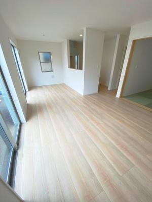 【居間・リビング】亀岡市篠町篠第3 新築戸建