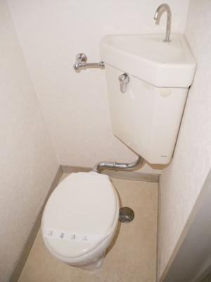【トイレ】グリーンハイツ
