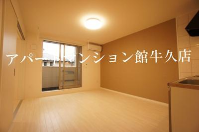 【居間・リビング】ココペリ