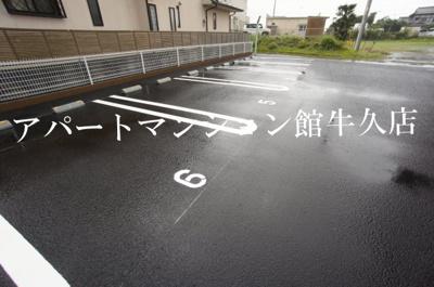 【駐車場】ココペリ
