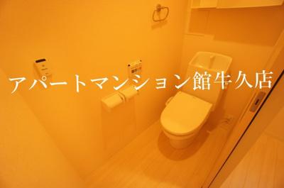 【トイレ】ココペリ