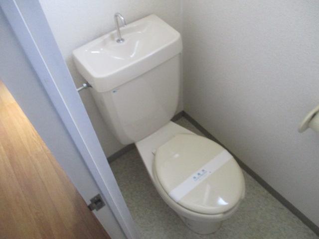【トイレ】アカツキハイデンス