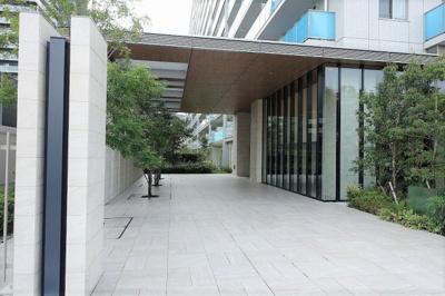 【エントランス】ブランズシティ天神橋筋六丁目