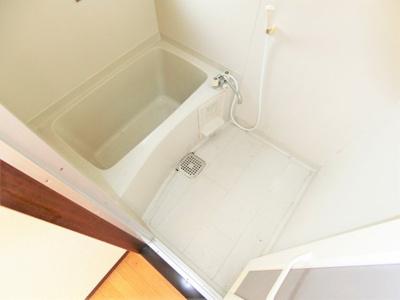 【浴室】フラット・さんぽ
