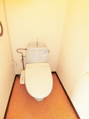 【トイレ】フラット・さんぽ