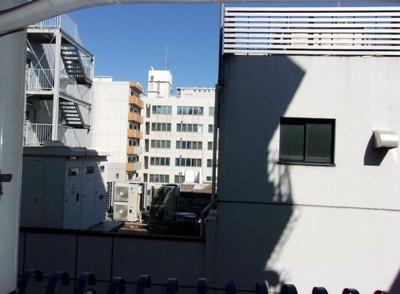 【展望】秀和築地レジデンス