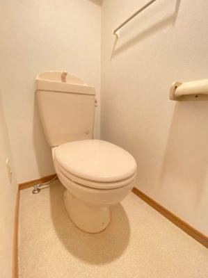 【トイレ】カーサラベーテ
