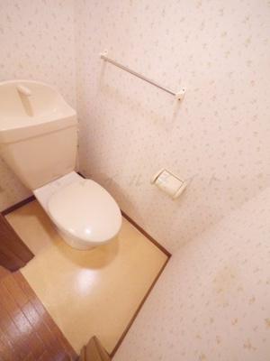 【トイレ】グレイスガーデン すずらん