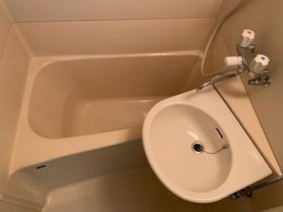 【浴室】ハイネスロワイヤル