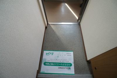 【玄関】ルートホワイトⅡ