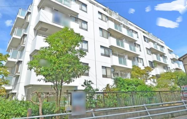 【外観】コスモ津田沼イーストコア