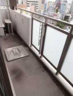 【バルコニー】プレール・ドゥーク東京EASTⅢ