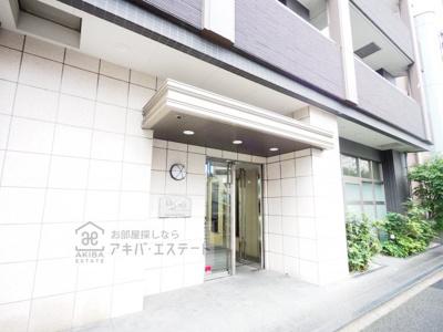【エントランス】プレール・ドゥーク東京EASTⅢ
