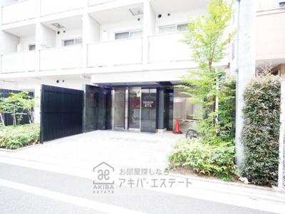 【エントランス】SHOKEN Residence南千住