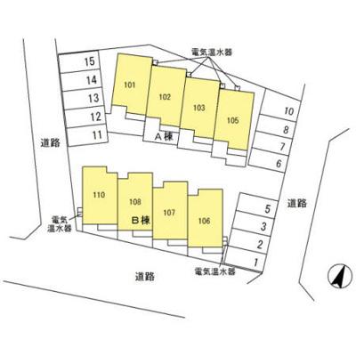 【区画図】セタンドール A