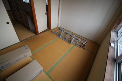 【寝室】ミムラマンション