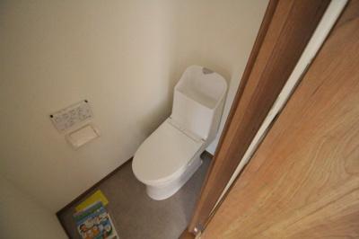 【トイレ】ミムラマンション