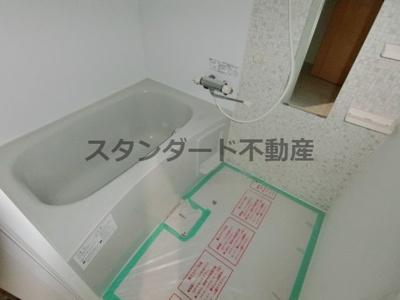 【浴室】パーフェクトライフ真法院
