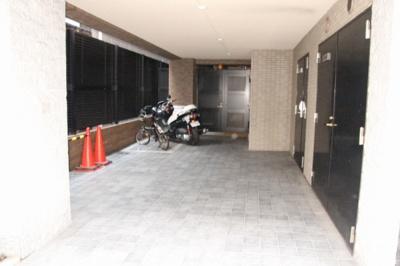 駐輪場☆バイク置き場☆