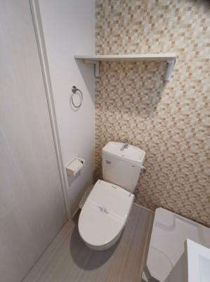 【トイレ】ロシャメゾン