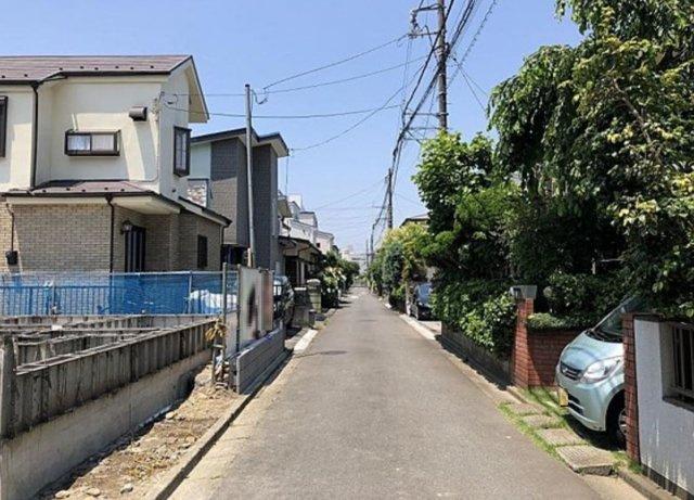 【周辺】新築 藤沢市西富2丁目
